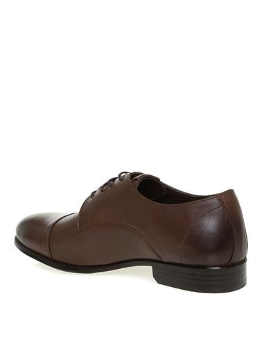 Fabrika Fabrika Erkek Vizon Düz Topuk Klasik Ayakkabı Vizon